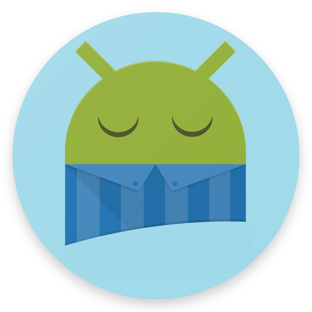 Doppelbett clipart  Features - Sleep as Android