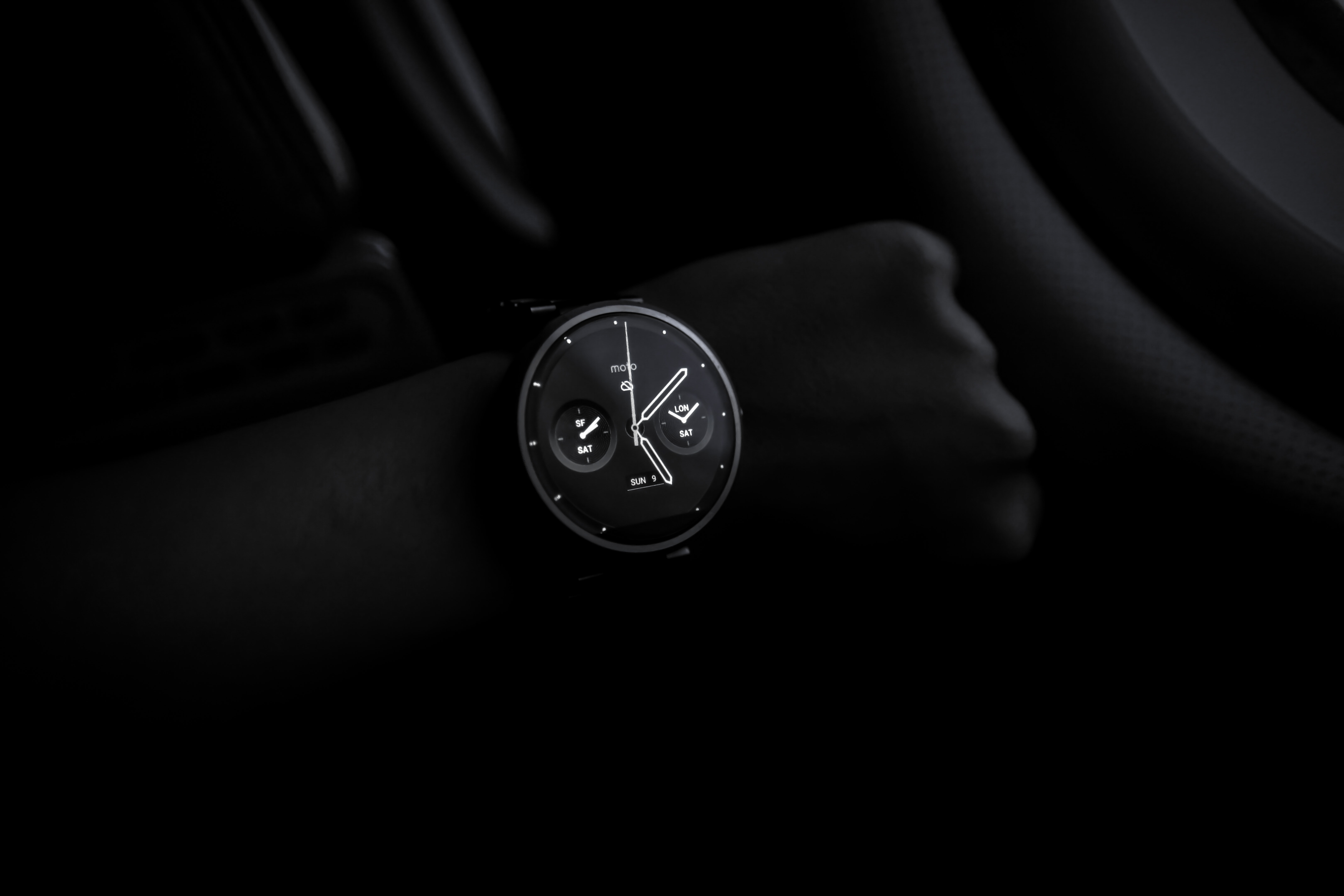 Smartwatch and Wearables - Sleep as Android